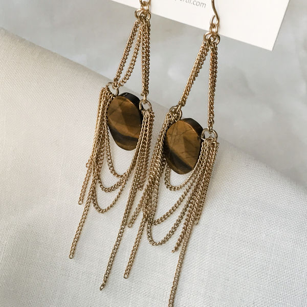 Moneta earrings